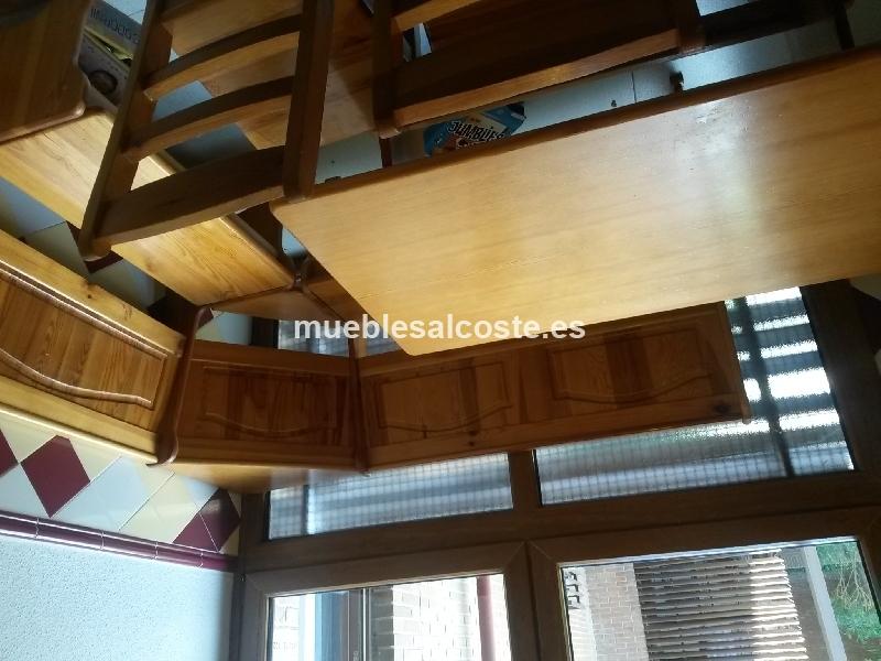 conjunto de saln madera de caoba sofa tresillo sillones ...